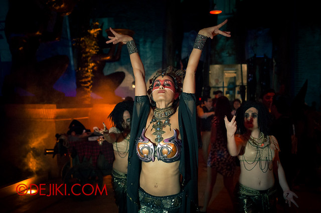 HHN3 Preview Photos - Convention of Curses