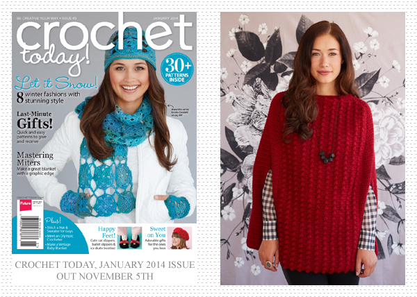 sponsor spotlight : Crochet Today | Emma Lamb