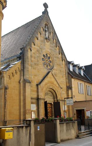 Shrine of St Margaret Mary Alacoque