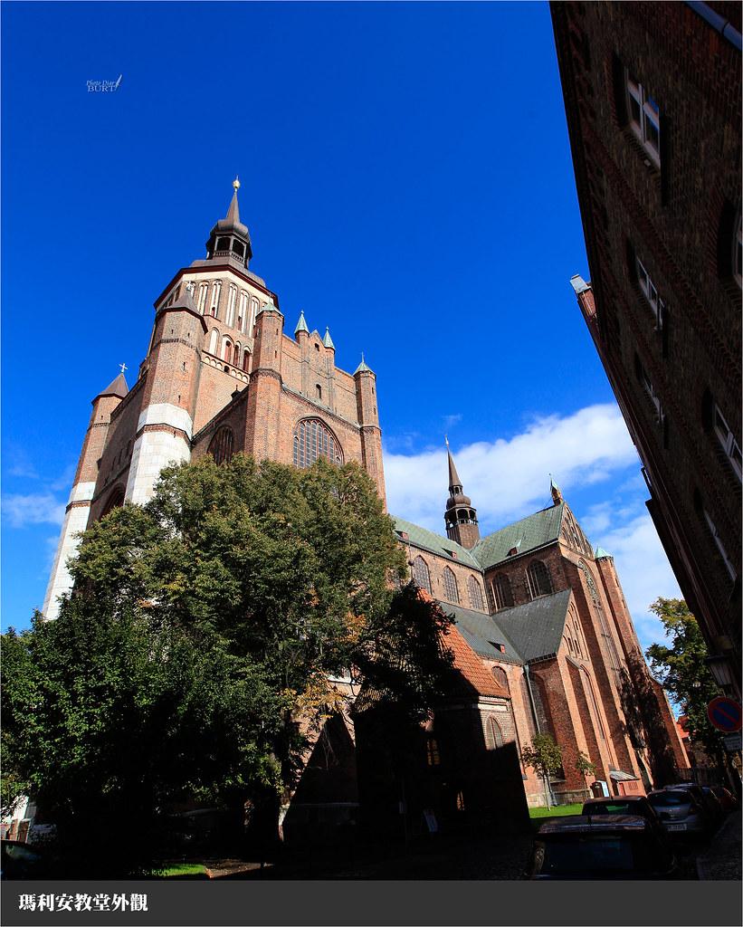 瑪利安教堂外觀