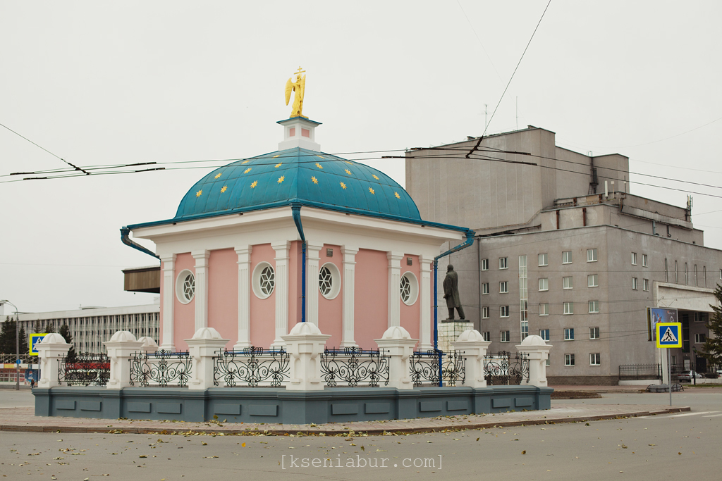 Томск, фотографии Томска