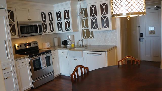 Disney World The Grand Floridian Villas. Sweet Full Kitchen