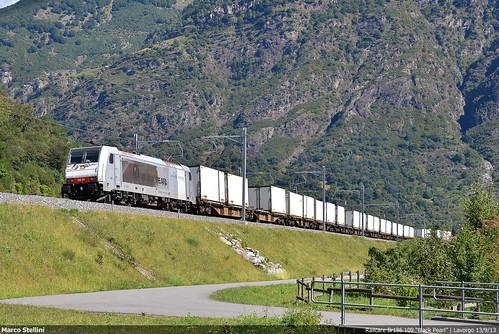 swiss bombardier traxx gotthard br186 railcare