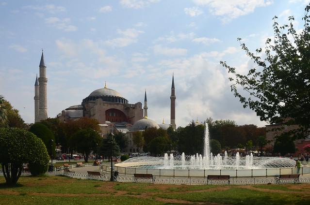 Mezquita de Santa Sophia, Turquía