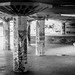 Southbank Undercroft - Ilford Delta 3200 - 2013 by old_skool_paul