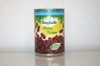 07 - Zutat Kidneybohnen / Ingredient kidney beans