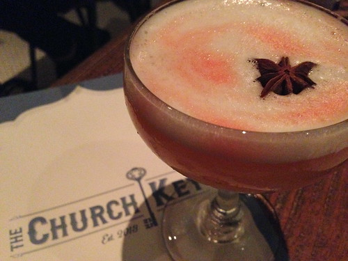 Shot in the Dark at the Church Key