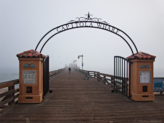 Capitola Pier