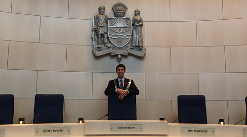 City Council Swearing In 2013-2017