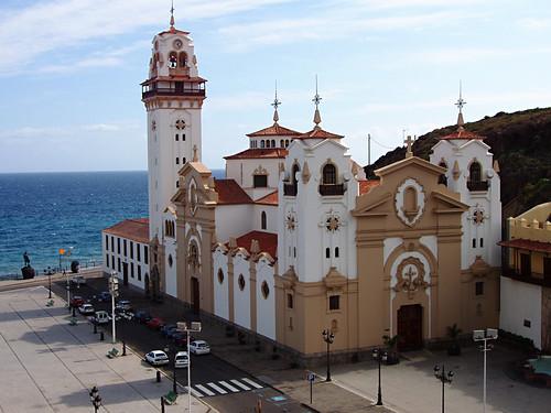 Basilica, Candelaria, Tenerife