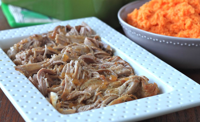 cider braised pork