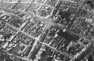 Flyfoto av Trondheim (ca. 1925)