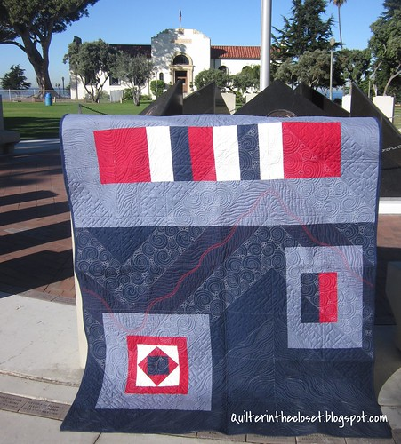 Giant Chevron backing