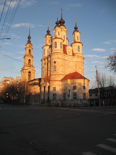 церква Косми і Даміана