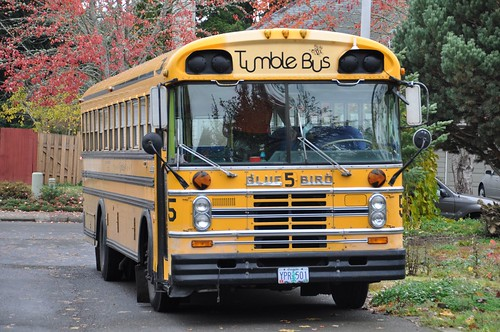 The Tumble Bus