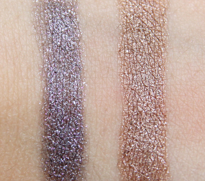 IsaDora oyster & brown sugar twist-up eye gloss swatch