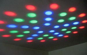 Light Show im Wohnzimmer