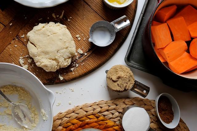Dad's Perfect Sweet Potato Pie