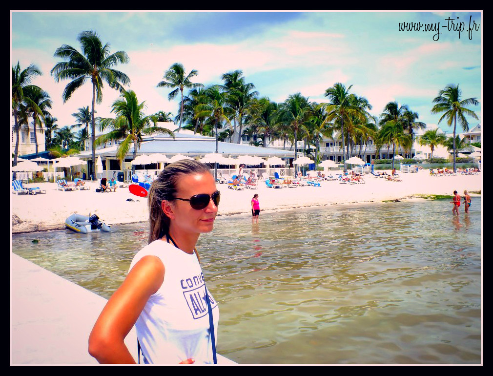 Visiter Key West et ses plages...