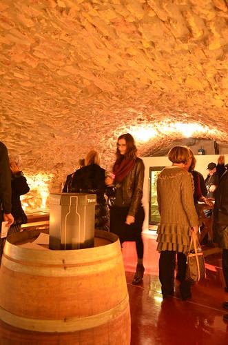 Trenz main cellar room