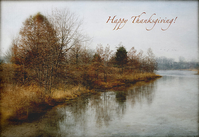 Happy Thanksgiving by Ann here, on Flickr