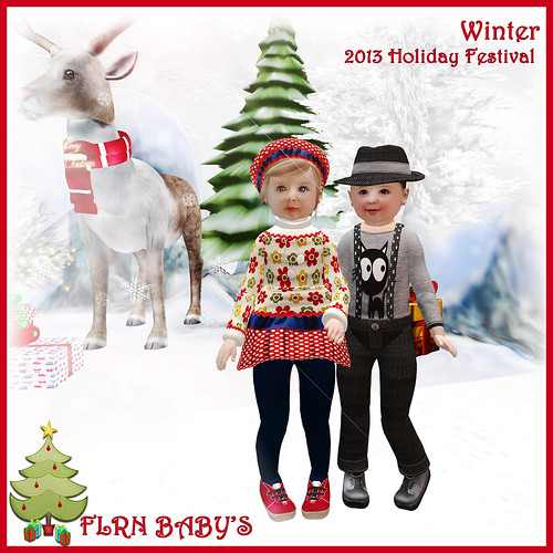 Zooby Affiliate Holiday Festival 2013 by ~ ✫ FLRN BABY'S & FLRN DESIGN ✫ ~