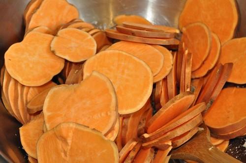 sweet potato gratin 15