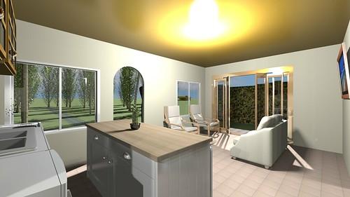 Living Kitchen1