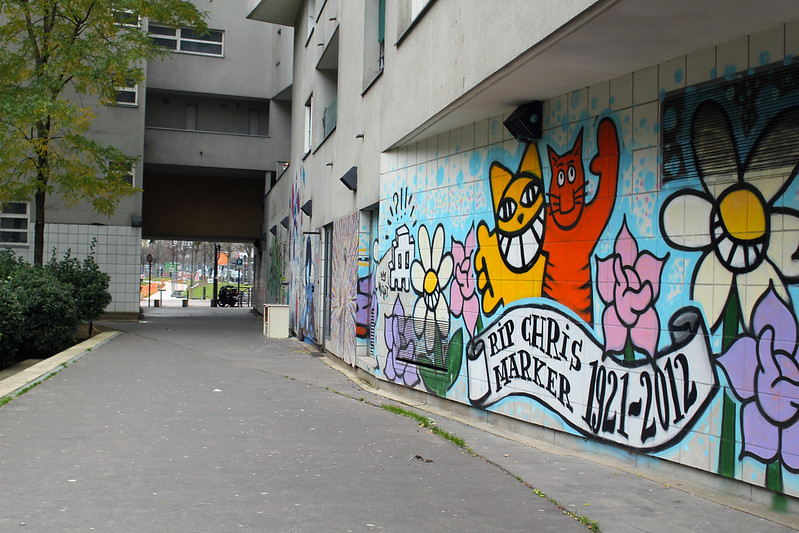 Monsieur Chat à Vitry
