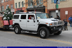 Akron 2013 holiday Parade