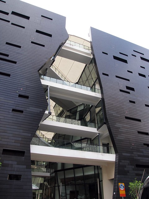 Lasalle college of the arts singapore by rsp architects for Rsp architects