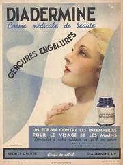 Diadermine Marie-Claire n°47 - 21 janvier 1938