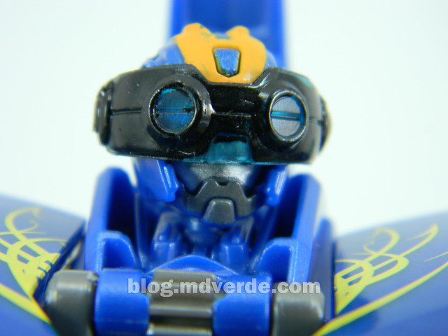 Transformers Hot Shot Deluxe - Transfomrers Prime RID - modo robot