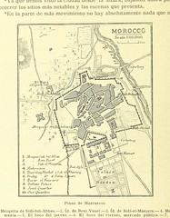 """British Library digitised image from page 234 of """"Por todo Marruecos. Descripción completisima del imperio ... Ilustrado, etc"""""""