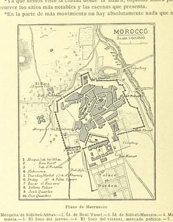Image taken from page 234 of 'Por todo Marruecos. Descripción completisima del imperio ... Ilustrado, etc'