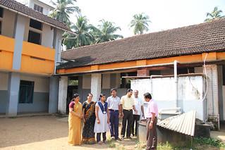 Mazhapolima in St. Sebastian's school, Chittattukkara