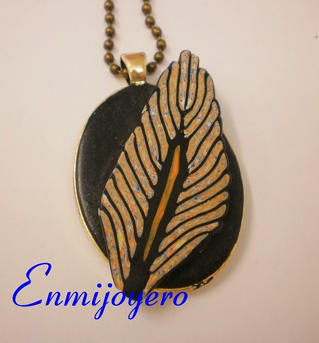 Una pluma by ENMIJOYERO