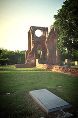084  Church Ruins.  Glenn Allan, MS