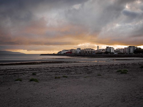 ireland seascape galway clouds sunrise bay atmosphere places countygalway naturalelements photosubject