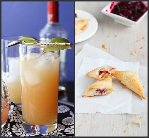 Best New Year's Eve Recipes: Cocktails & Appetizers | cookincanuck.com #NewYearEve #cocktail #appetizer