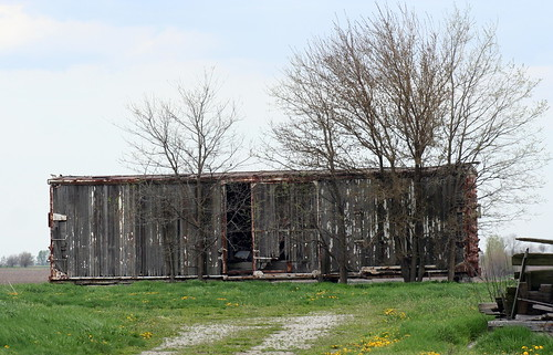 Old Boxcars Never Die, They Just Fade Away