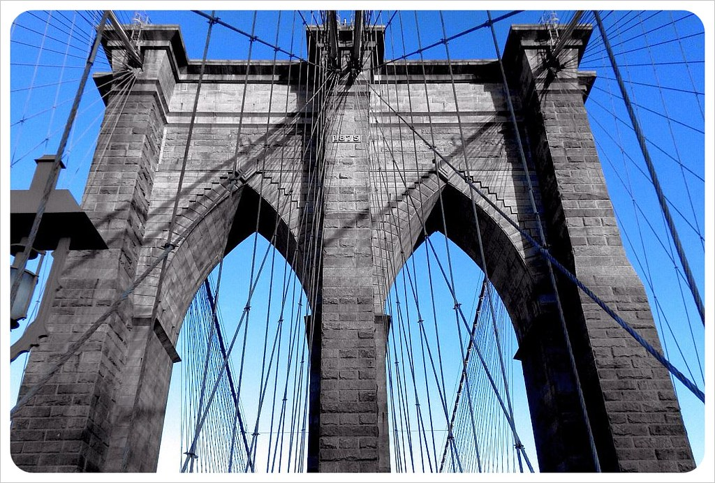 6 brooklyn bridge new york