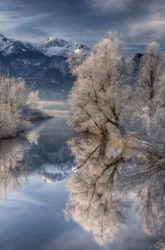 Winter Landscape - Explored -
