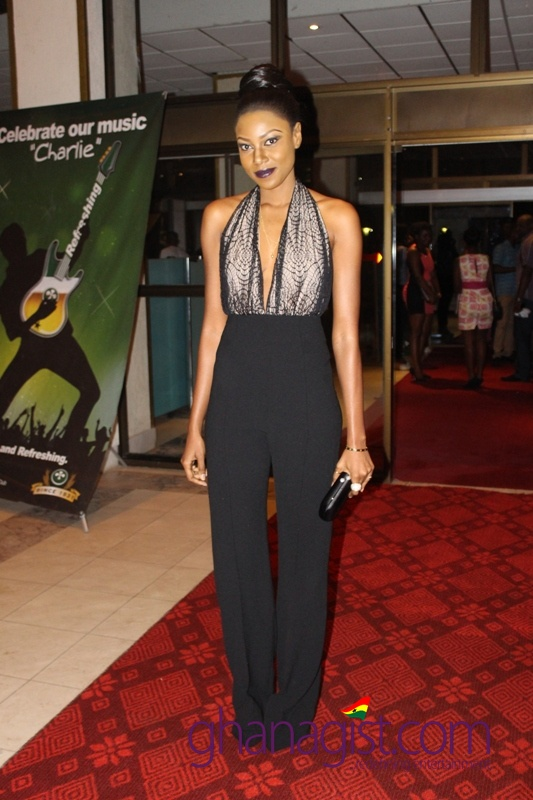 Yvonne Nelson at Ghana Movie Awards