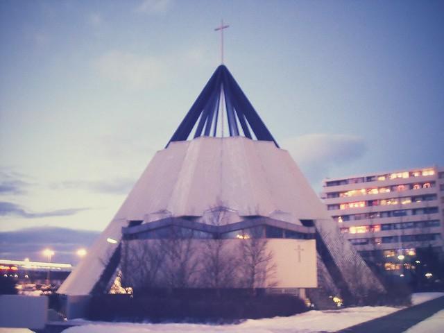 Breiðholtskirkja, Mjódd, Reykjavik