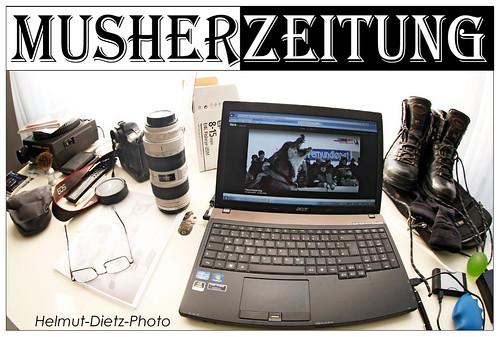 Musherzeitung - Office