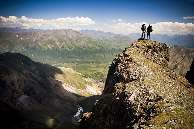 Volcán Skookum. Parque nacional y reserva Wrangell-San Elías. Alaska. Estados Unidos.