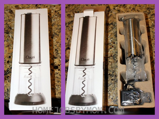 Ozeri Extravo Electric Wine Opener
