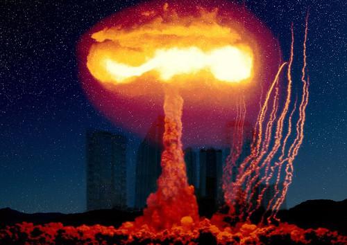 Nuclear Explosion Fantasy