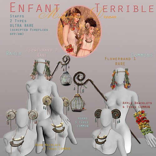 .Enfant Terrible. Midsommer Dream Gacha